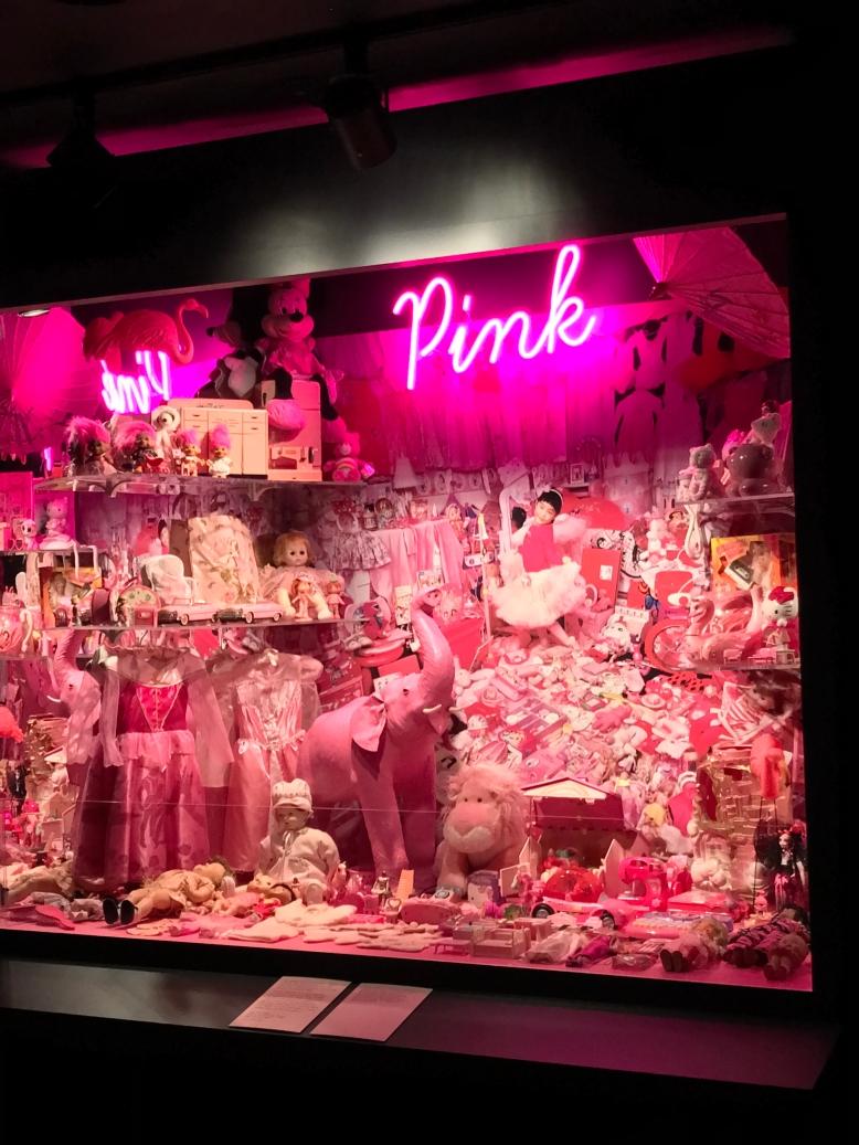 Pink Wall - Pink - Manic Monday - Part 3 - Fri-Yay Evening.jpg